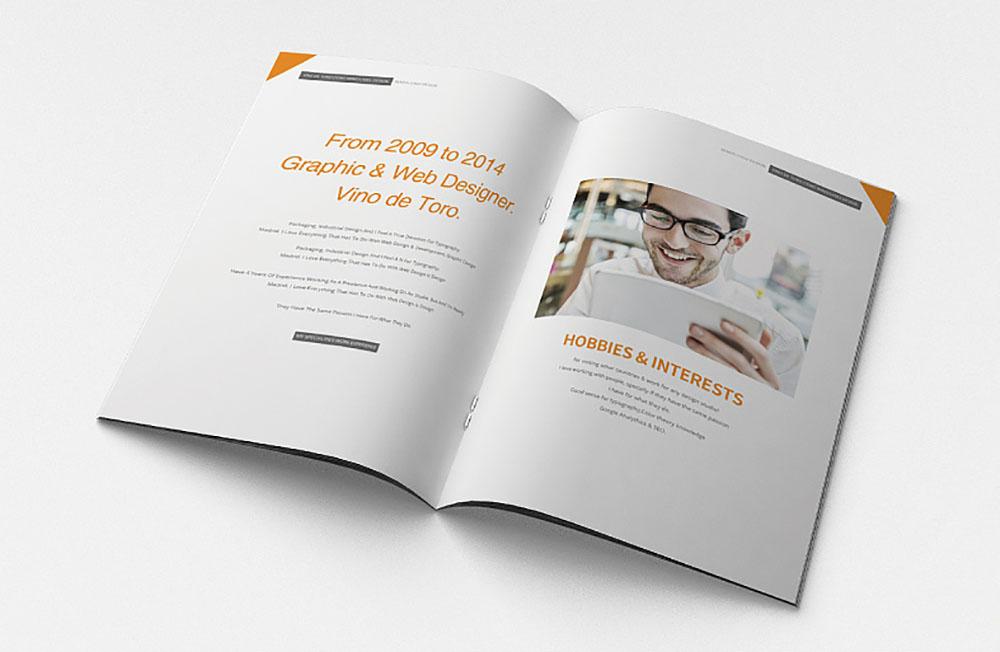 画册内页设计,画册内页设计公司