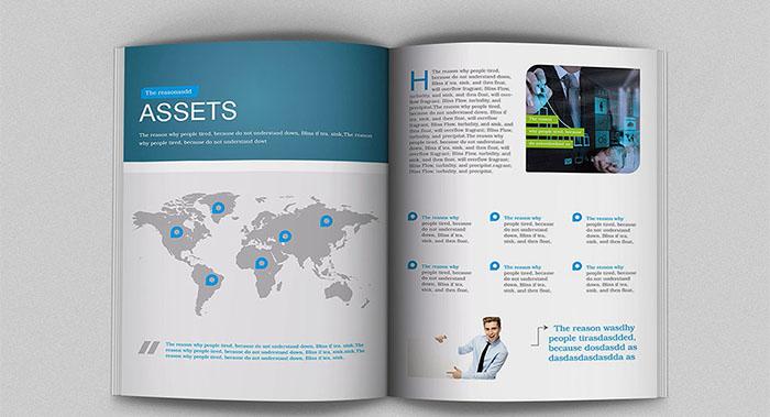 广州商务画册设计-商务品牌画册设计公司