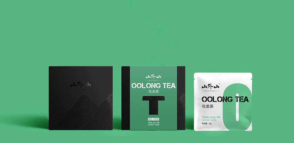 一流的茶叶包装该怎么设计?