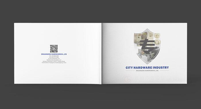 原创横版英文画册目录设计-五金产品目录图册设计提案案例欣赏
