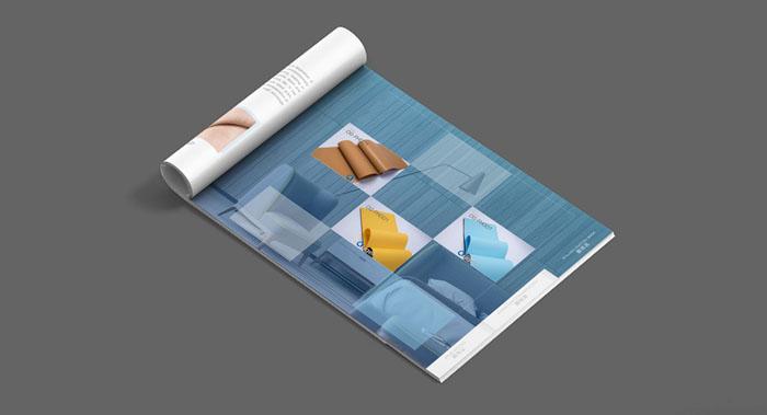 原创家装膜画册设计-汽车贴膜宣传画册设计-家电膜画册设计公司