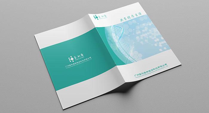 原创新能源科技公司画册设计