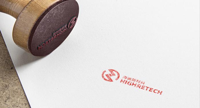 广州商标设计-新材料商标设计-科技蓝商标设计