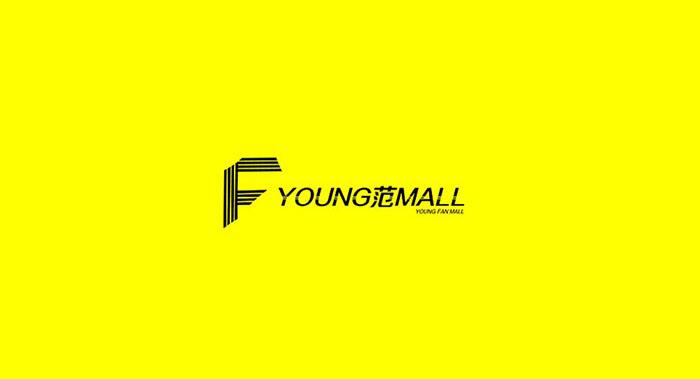 大型商场logo如何做才能年轻潮范?