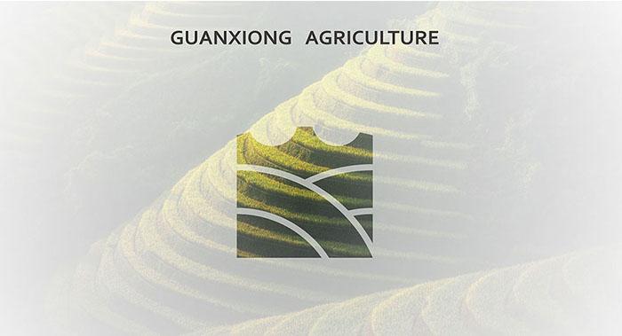 农业logo设计案例欣赏