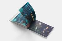 印画册多少钱?企业设计制作宣传册有哪些作用呢?