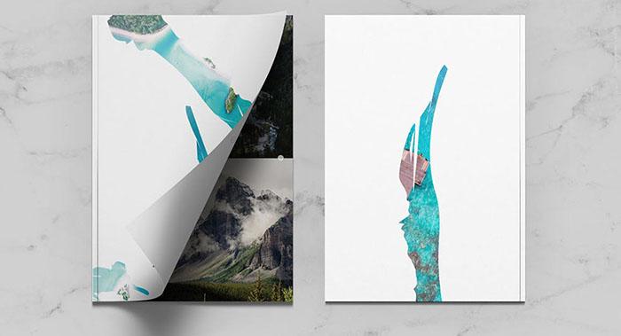 旅游宣传画册设计-国外风旅游宣传册设计公司