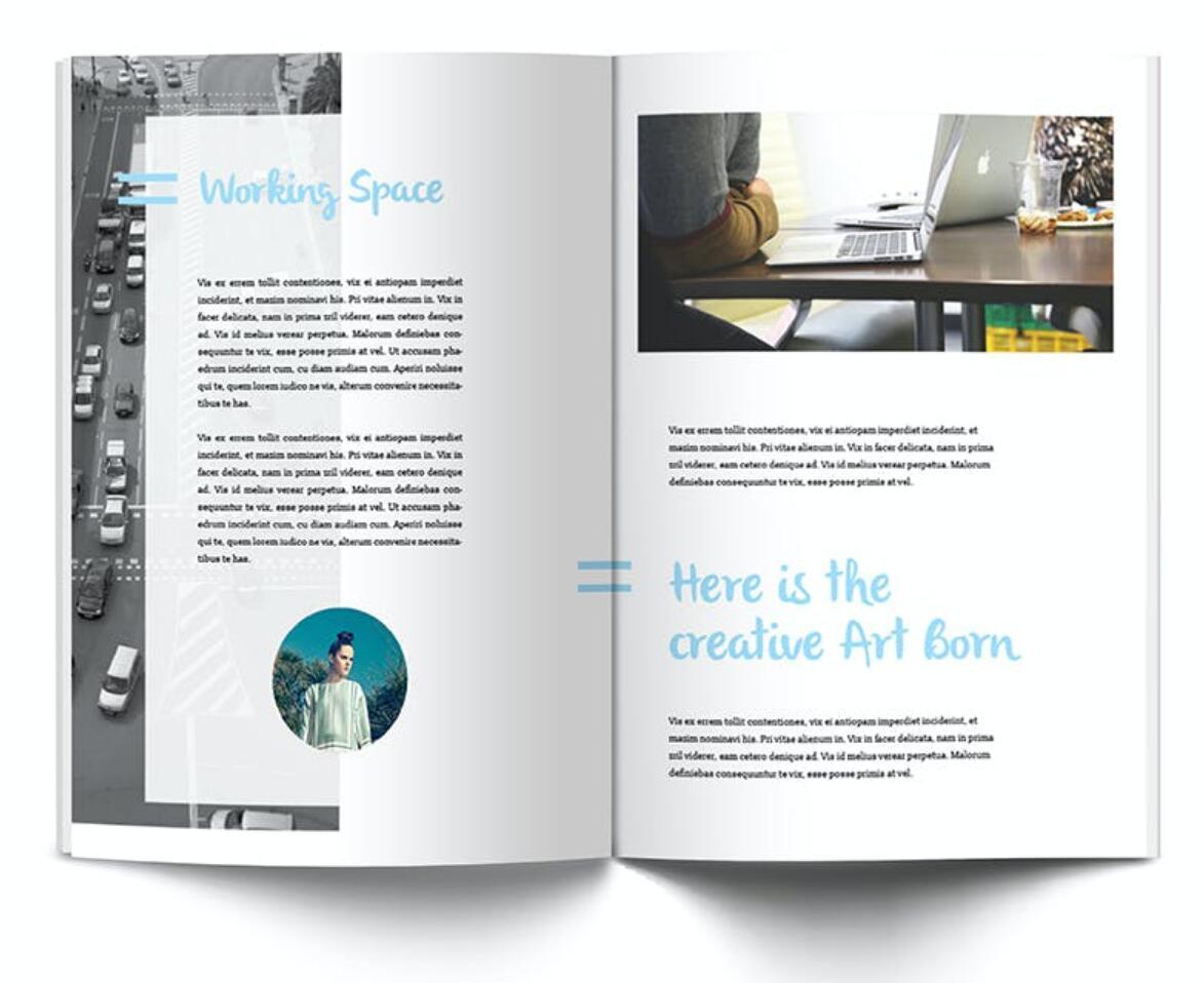 企业画册设计哪家最好?画册设计需要多少钱?