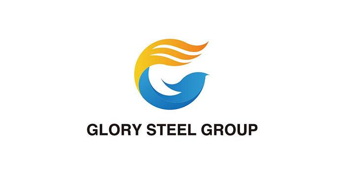 钢材logo设计-钢材工业logo设计公司