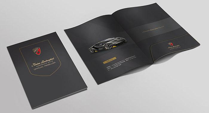 豪车封套设计-高端汽车封套设计公司