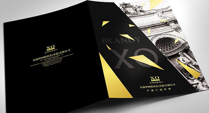 洋酒封套设计-高端酒类封套设计公司