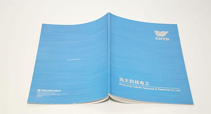 电工科技画册印刷-电工科技画册印刷公司