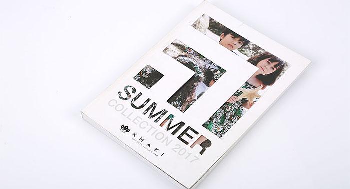 童装期刊杂志设计
