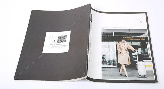 服装期刊杂志设计