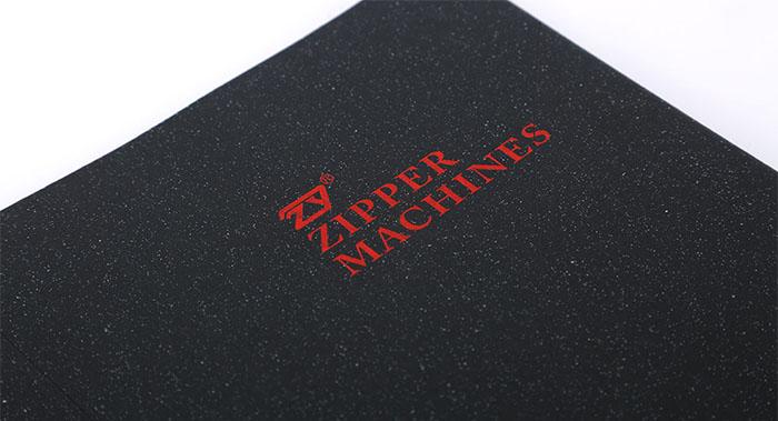 工业机械企业画册设计