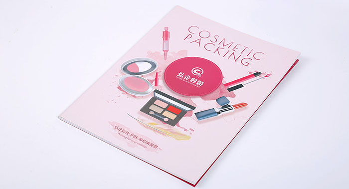 化妆品产品目录设计印刷-化妆品产品目录设计印刷公司