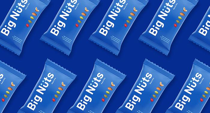 坚果食品包装设计-坚果食品包装设计公司