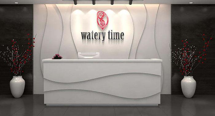 创意公司前台背景墙设计-前台背景墙设计公司
