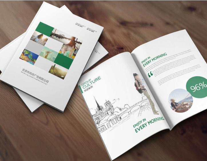 济南企业画册设计多少钱?具体画册设计费用详解