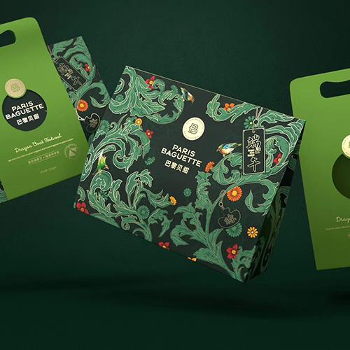 糕点怎么包装设计?有哪些设计技巧需要注意的?